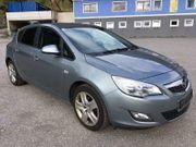 Opel Astra J Sport 1