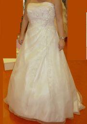 Brautkleid Marke Ladybird - Größe 48 -
