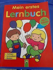 Mein erstes Lernbuch für Kinder