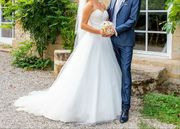 wunderschönes Brautkleid Größe 36 38