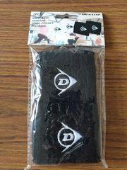 Dunlop Schweißbänder 2x - NEU