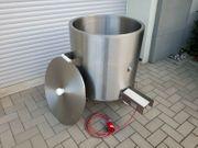 Kochkessel Glyzerinkochkessel 150 Liter