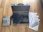 Behringer EURORACK UB802 Mixer mit