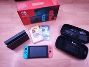 Nintendo Switch Zubehör Spiele