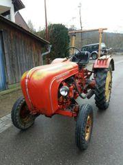 Traktor Porsche 218 Guter orginal