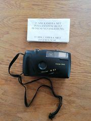 Fotoapparat 35mm Kamera mit Blitz