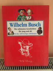 Wilhelm Busch Buch - Die schönsten