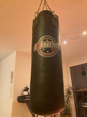 Box-Sack 30kg aus Leder
