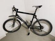 Mountainbike Ghost HTX 7500 - komplett