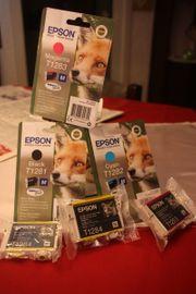 ANGEBOT neue Tintenpatronen für EPSON-