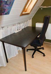 Schreibtisch inkl Schreibtischstuhl