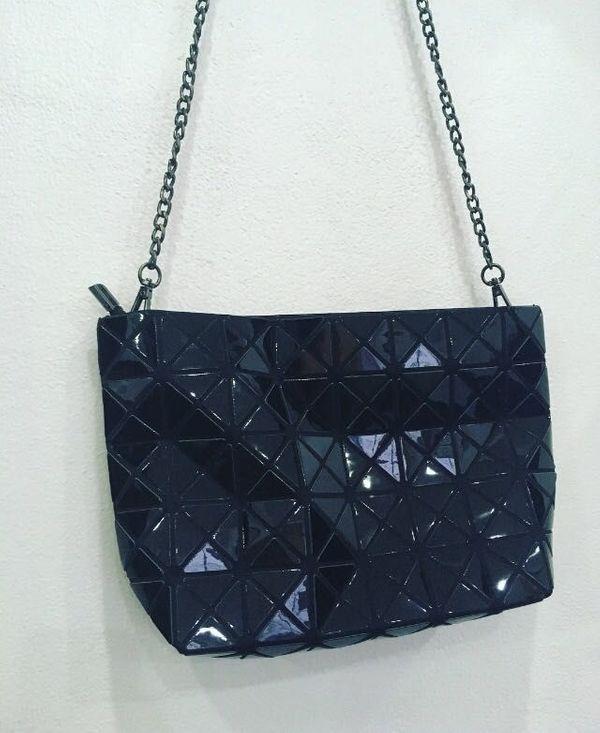 Damenhandtasche Karaya Black Crossbody Bag