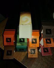 Verschiedene Nespresso Kapseln