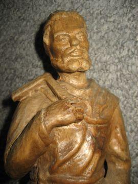 Bild 4 - Heiliger Josef Zimmermann Holz-Figur aus - Birkenheide Feuerberg
