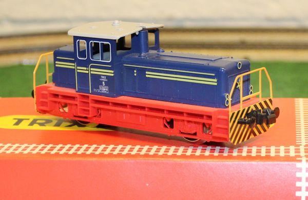 Originalverpackte 2258 TRIX EXPRESS Werksrangierlok