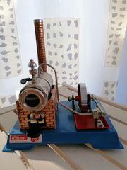 Wilesco Dampfmaschine D 5 für
