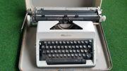 Brother Schreibmaschine Vintage
