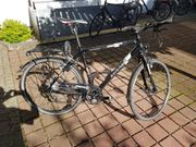 Fahrrad - Carbonrahmen Rohloff-Schaltung Nabendynamo