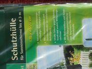 originalverpackter Schutzhülle für Sonnenschirm bis