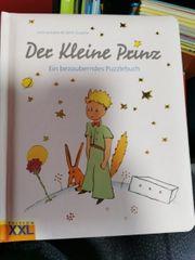 Puzzlebuch neu kleiner Prinz
