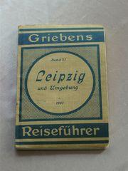 Griebens Reiseführer Leipzig