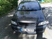 Opel Zafira kein Rost mit