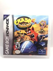 Crash Nitro Kart Nintendo Gameboy