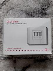 2 DSL-Splitter VDSL ADSL