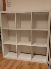 Ikea Kallax 3x3 weiß