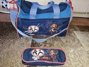 Sporttasche Scout mit Mäppchen für
