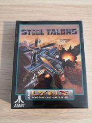 Atari Lynx Steel Talons - NEU