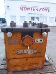 Steinweg Biegemaschine B32 Betonstahlbiegemaschine Stahlbiegemaschine