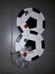 Kleiderhaken Fußball