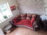 Sofa im Colonialstil
