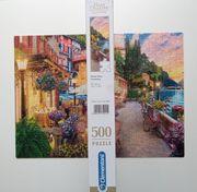 Clementoni Puzzle 35041 Monte Rosa