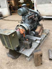 Dieselstromerzeuger Generator
