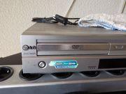 LG DVS VHS Kombigerät Player