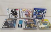 Nintendo DS Pokemon Spiele