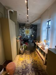 Hinterhaus als Büro Atelier Kreativwerkstatt