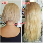 Haarverlängerung Haarverdichtung extensions weaves