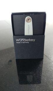 Wonderkey Aluminium - Schlüsselbund Organisator