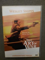 DVD The Art of war