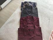 eterna Hemden im Vierer Set