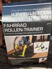 Fahrrad Rollen Trainer Neu