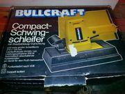Schwingschleifer Bullcraft