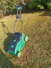 Elektrischer Rasenmäher Gardenline