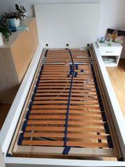 Malm Bett von Ikea