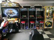 SEGA HARLEY DAVIDSON DLX Arcade
