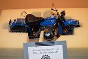 Franklin Mint Harley Davidson FL