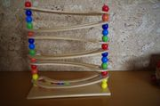 Verkaufe Kugelbahn aus Holz